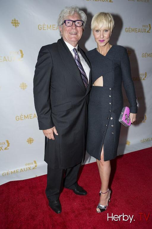 Gala Des Prix Gémeaux 2014 - Herby.tv destiné Marie Eve Morency