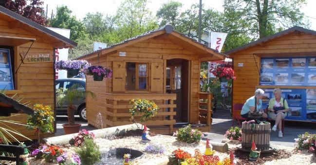 Garage Ouvert - Chalets Bally À Sciez Vous Fabrique Vos concernant Abri De Jardin Thonon