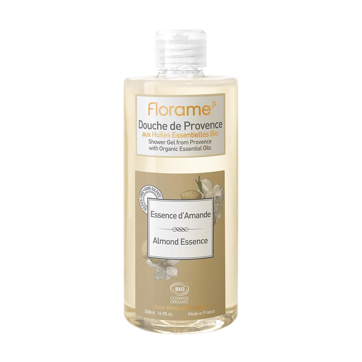 Gel Douche De Provence Essence D'amande dedans Faire Son Gel Douche