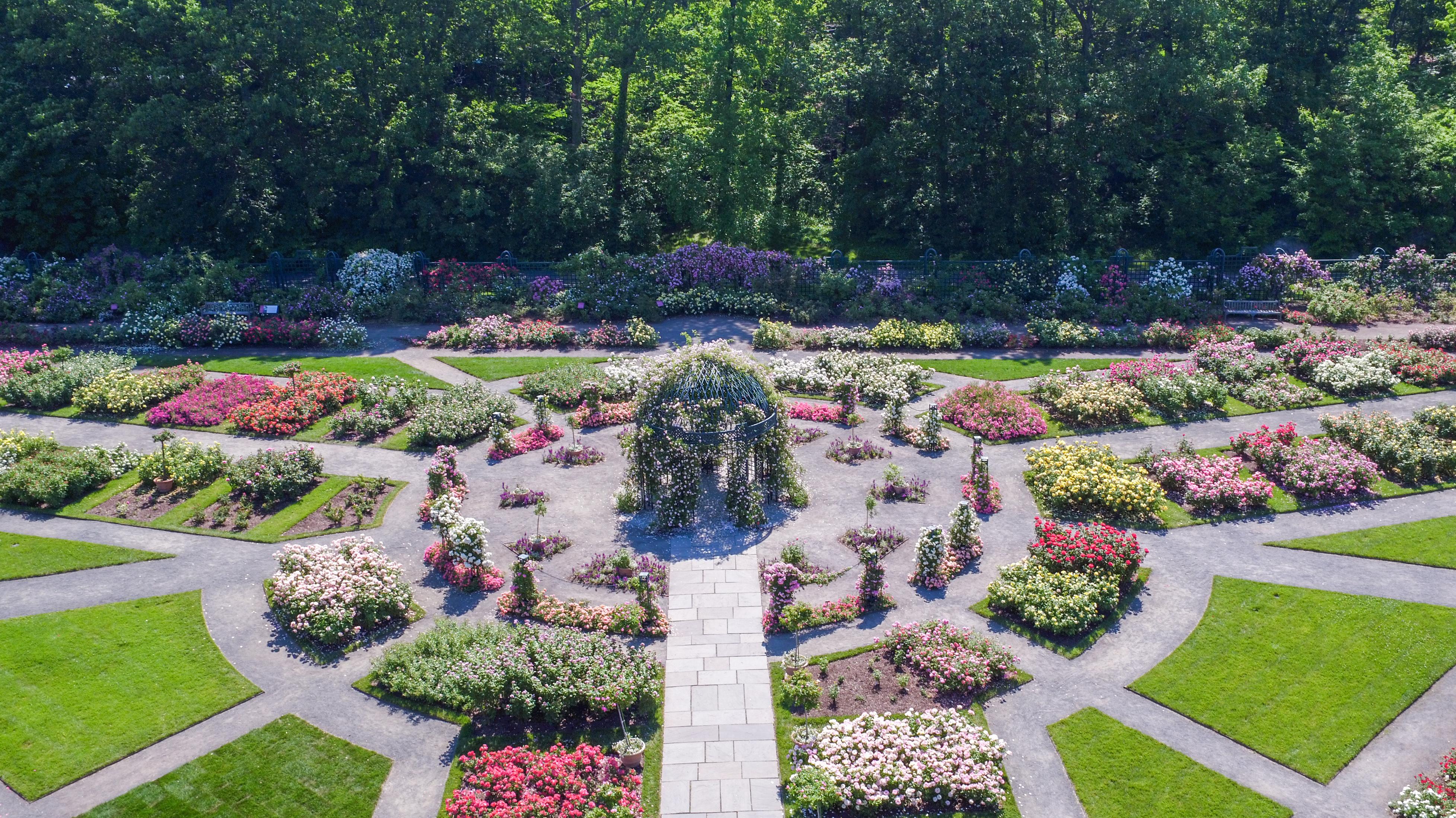General Nybg Image Gallery » New York Botanical Garden concernant Opbouw Tuinhuis Gardenas New York