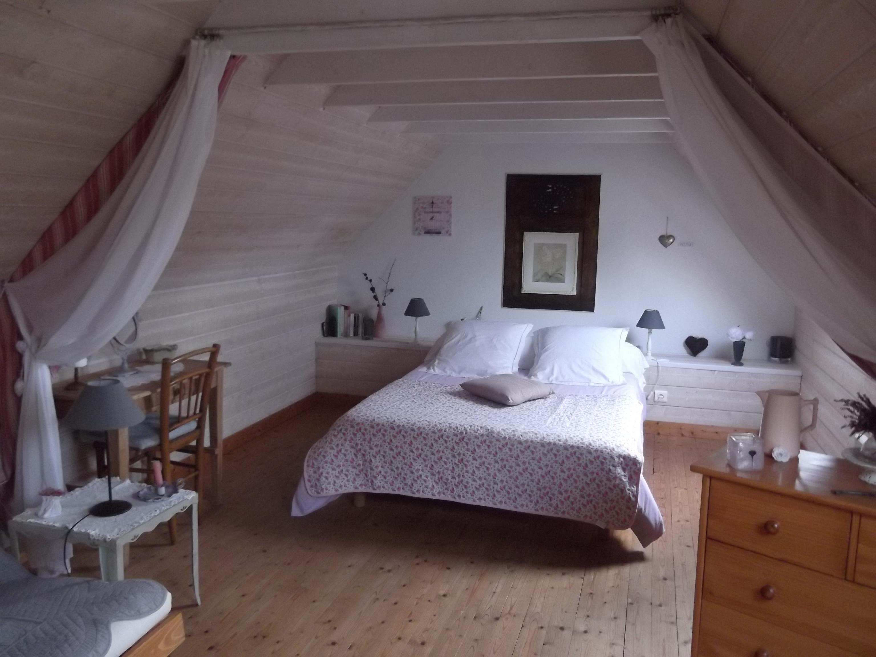 Gite Et Chambres D'Hôtes De Charme En Bretagne, Dans Le dedans Chambre D Hote Cavalaire
