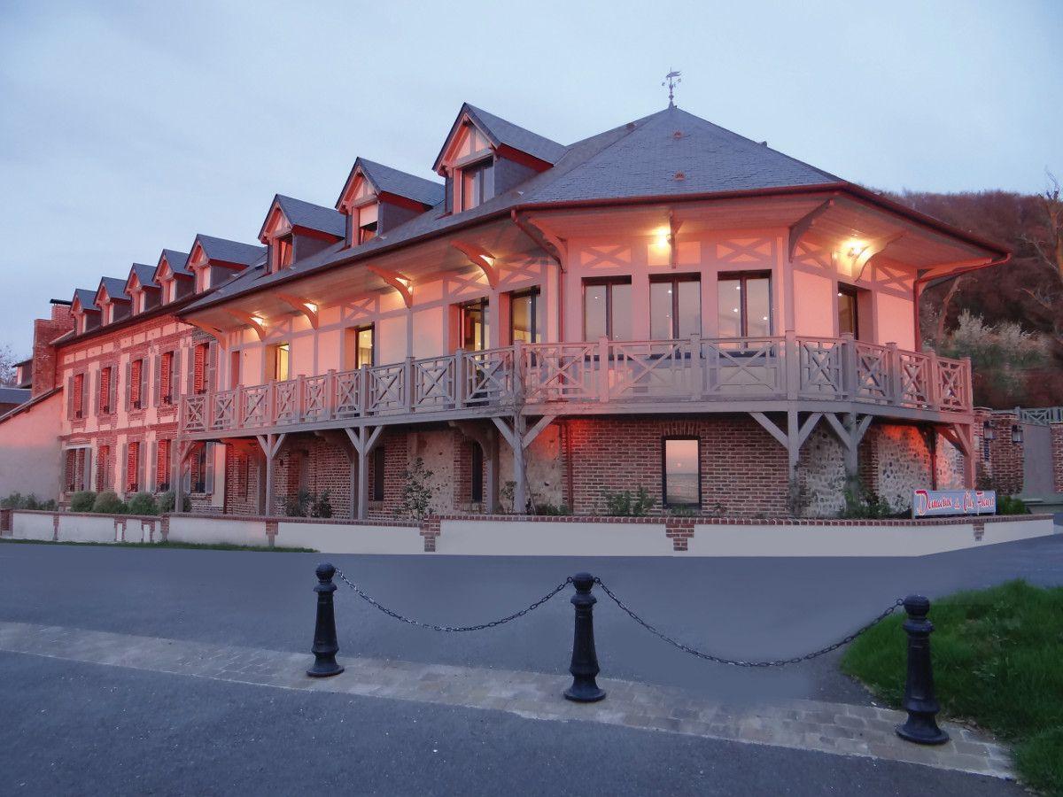 Gites Et Chambre D'Hotes Vue Sur Mer À Honfleur - Domaine concernant Chambre D Hote Apremont Sur Allier