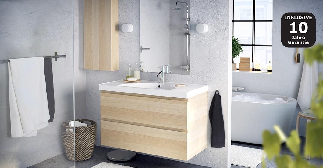 Godmorgon Serie - Untergestelle & Füße & Beleuchtung - Ikea concernant Salle De Bain Ikea