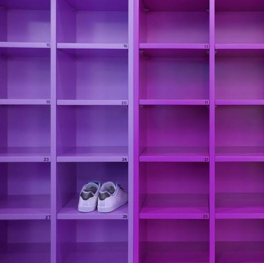 Grand Meuble Chaussures 50 Paires | Idées De Décoration avec Grand Meuble Chaussure
