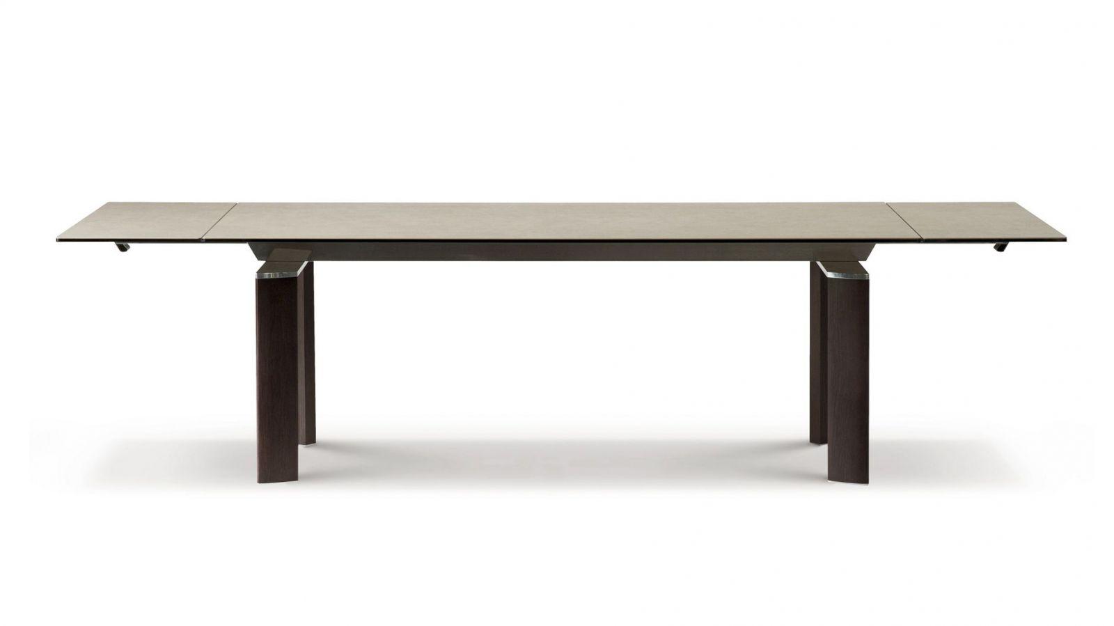 Grande Table De Repas Roche Bobois Chrono Wood - Meuble Et à Table Salle À Manger Roche Bobois
