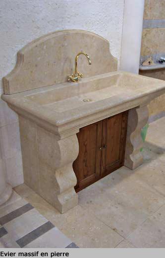 Granit & Co | Décoration Intérieure / Extérieure Marbre à Evier De Jardin