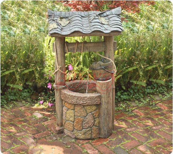 Grossiste Puits Decoration Jardin-Acheter Les Meilleurs encequiconcerne Puit Decoratif Jardin