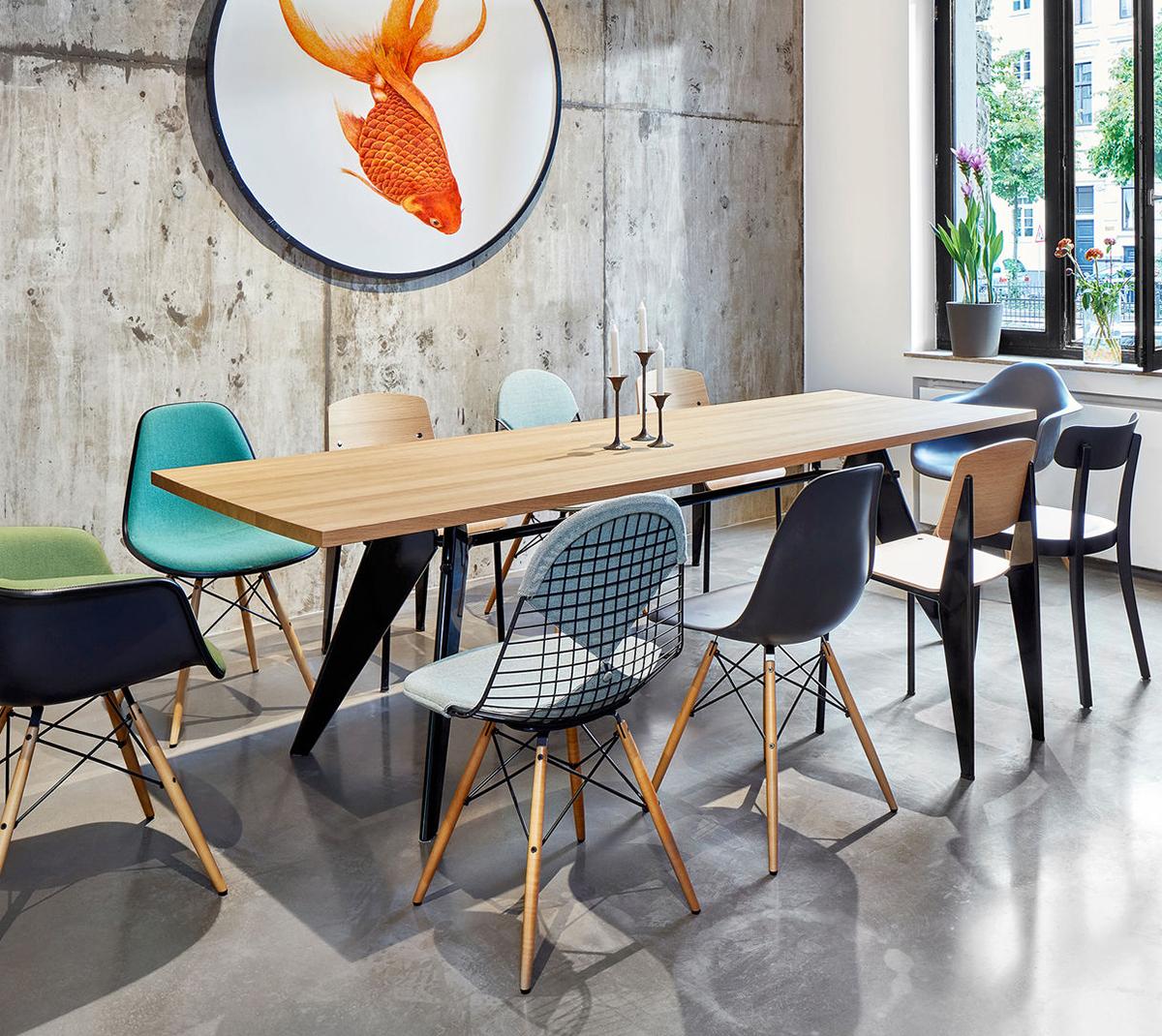 Habitat / Tables / Tense Materiel - Design & Solutions Lille destiné Table Salle A Manger Habitat