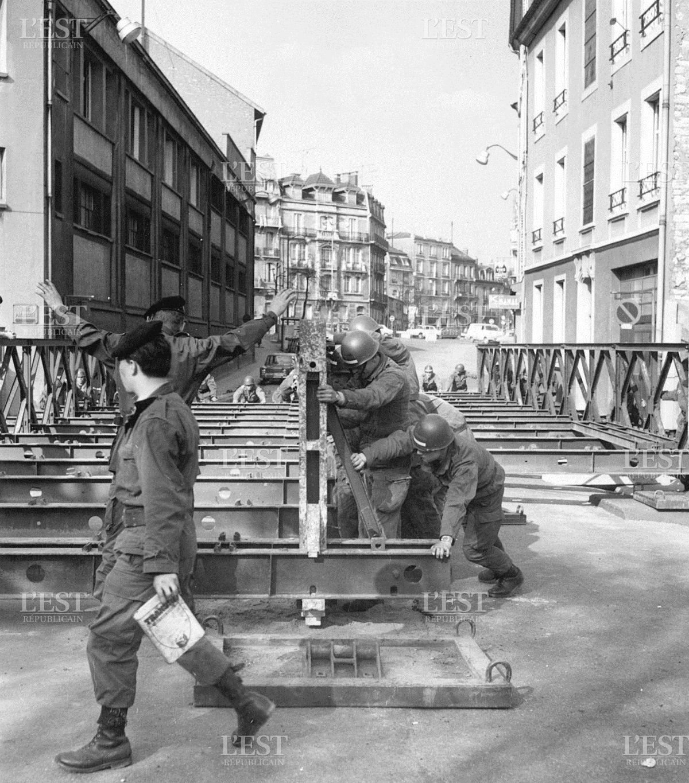 Histoire | Rue De Villers (1970) destiné 31 Rue Lionnois Nancy