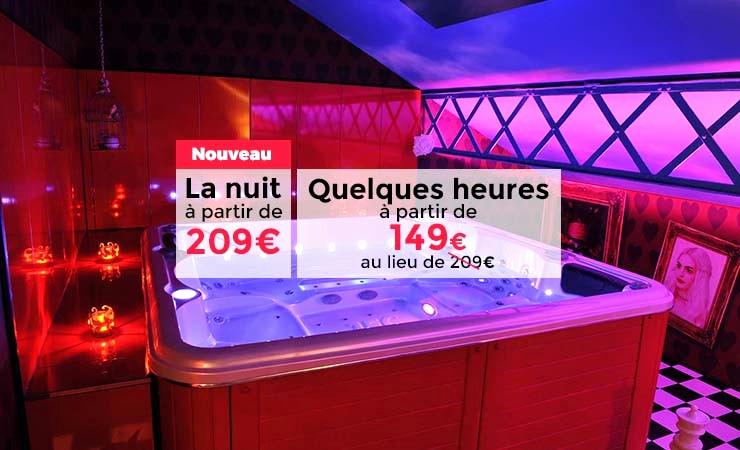 Hotel Avec Jacuzzi Dans La Chambre Bretagne Meilleur De concernant Chambre Avec Jacuzzi Privatif Bretagne