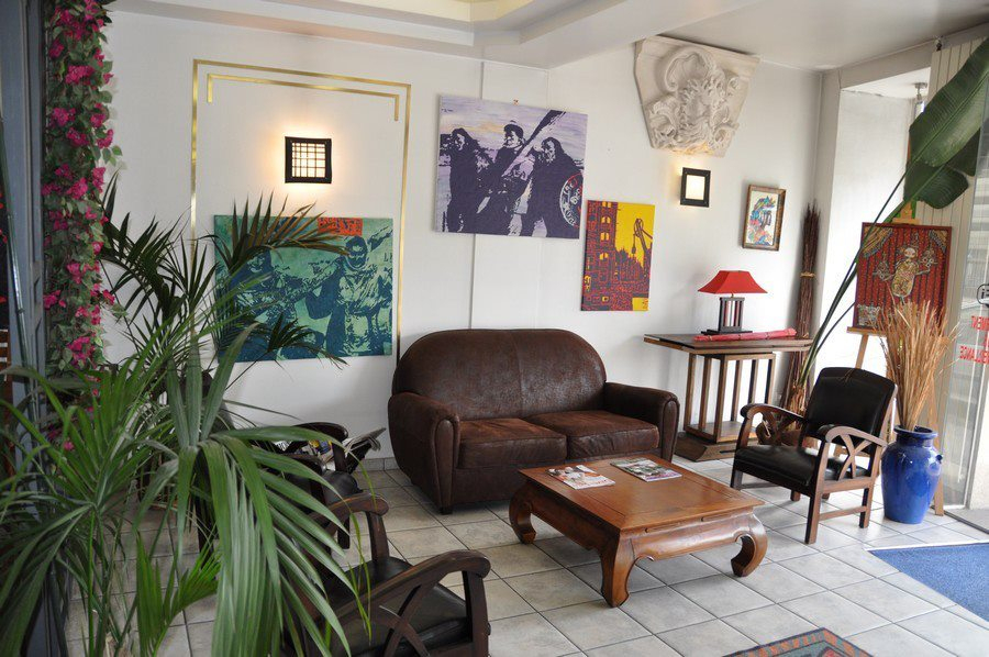 Hôtel De La Gare À Nantes | Chambres tout Chambre Des Métiers Nantes