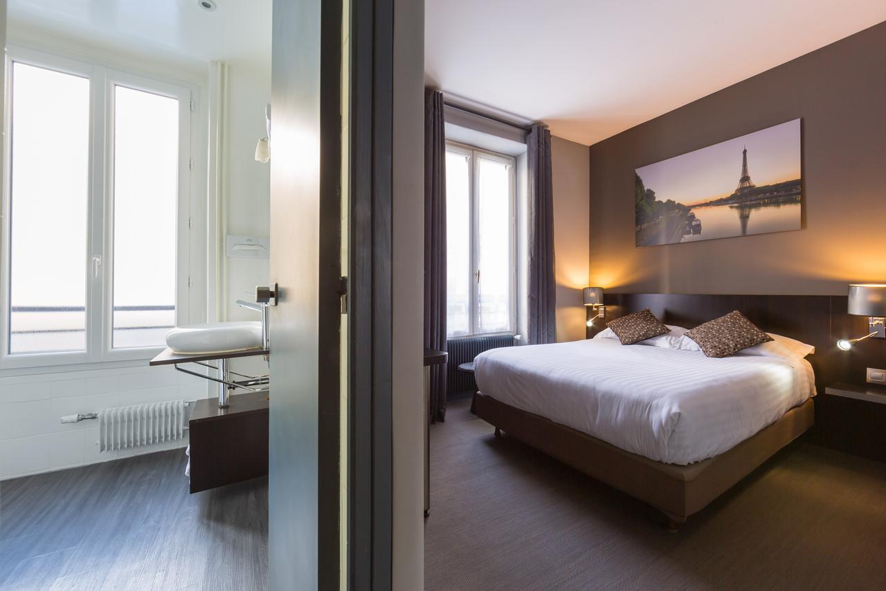 Hotel Jardin De Villiers, Paris, France - Booking à Lit De Jardin Double