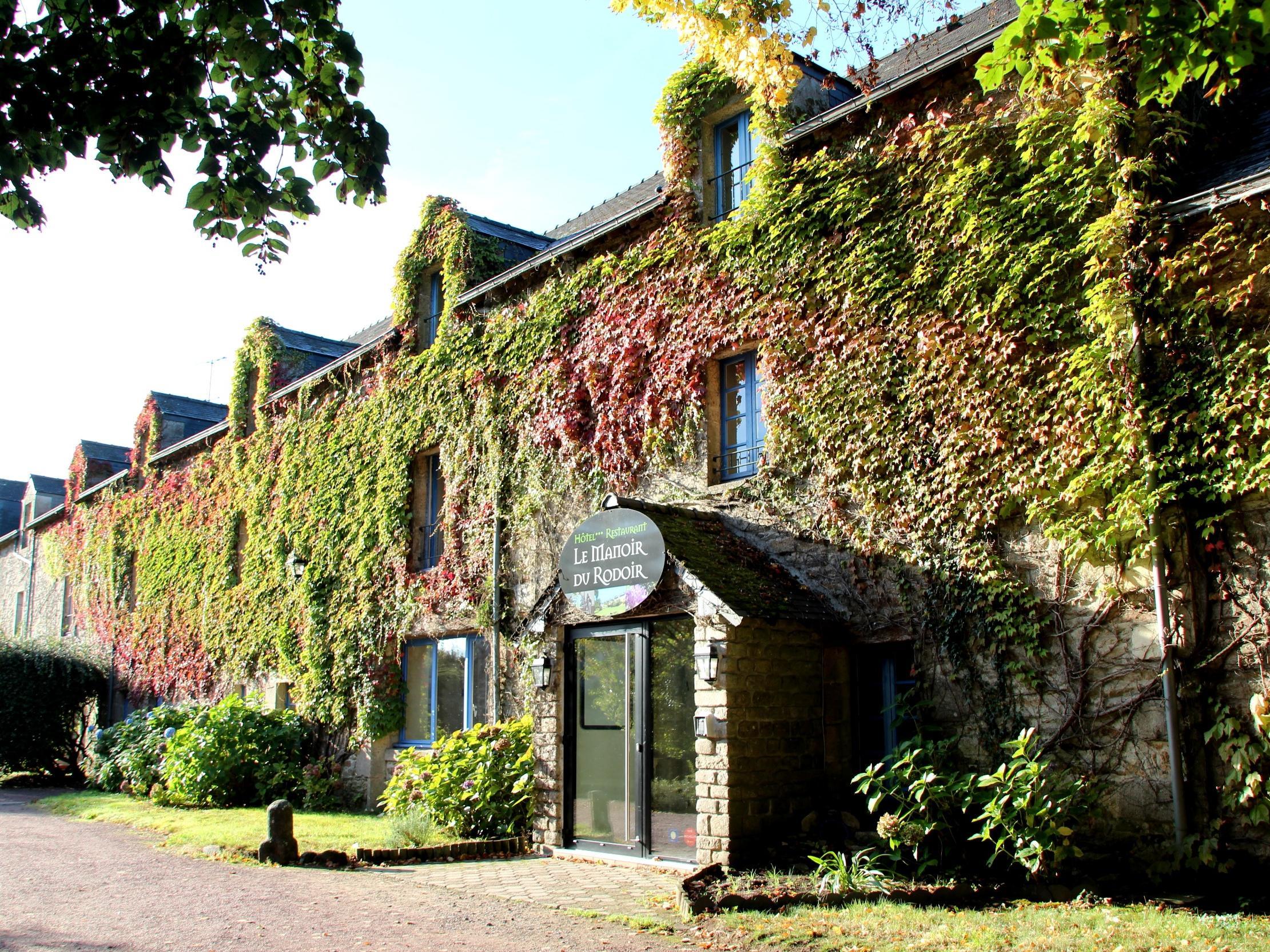 Hotel Le Manoir Du Rodoir La Roche Bernard encequiconcerne Chambre D Hote La Roche Bernard