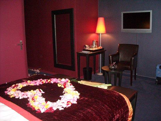 Hotel Noz Vad (Carhaix-Plouguer) : Tarifs 2020 Mis À Jour intérieur Location Vacances Carhaix Plouguer