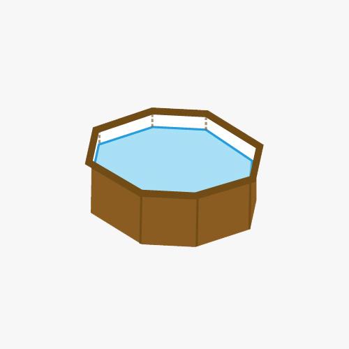 Houten Gardipool Zwembaden, Zwembaden - Aquasfeer tout Gardipool Octoo