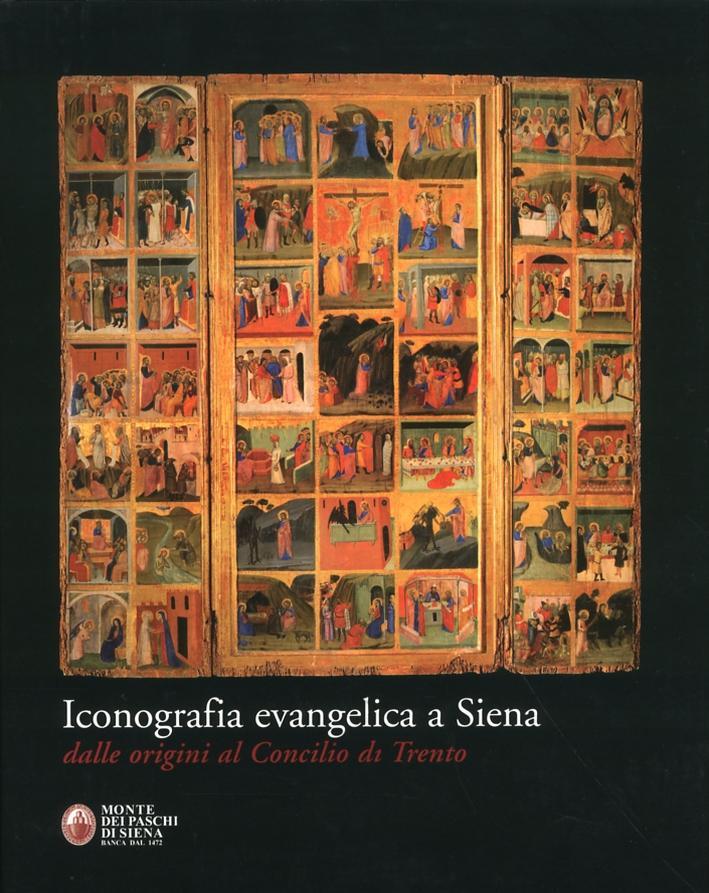 Iconografia Evangelica A Siena. Dalle Origini Al Concilio pour Dalle Siena