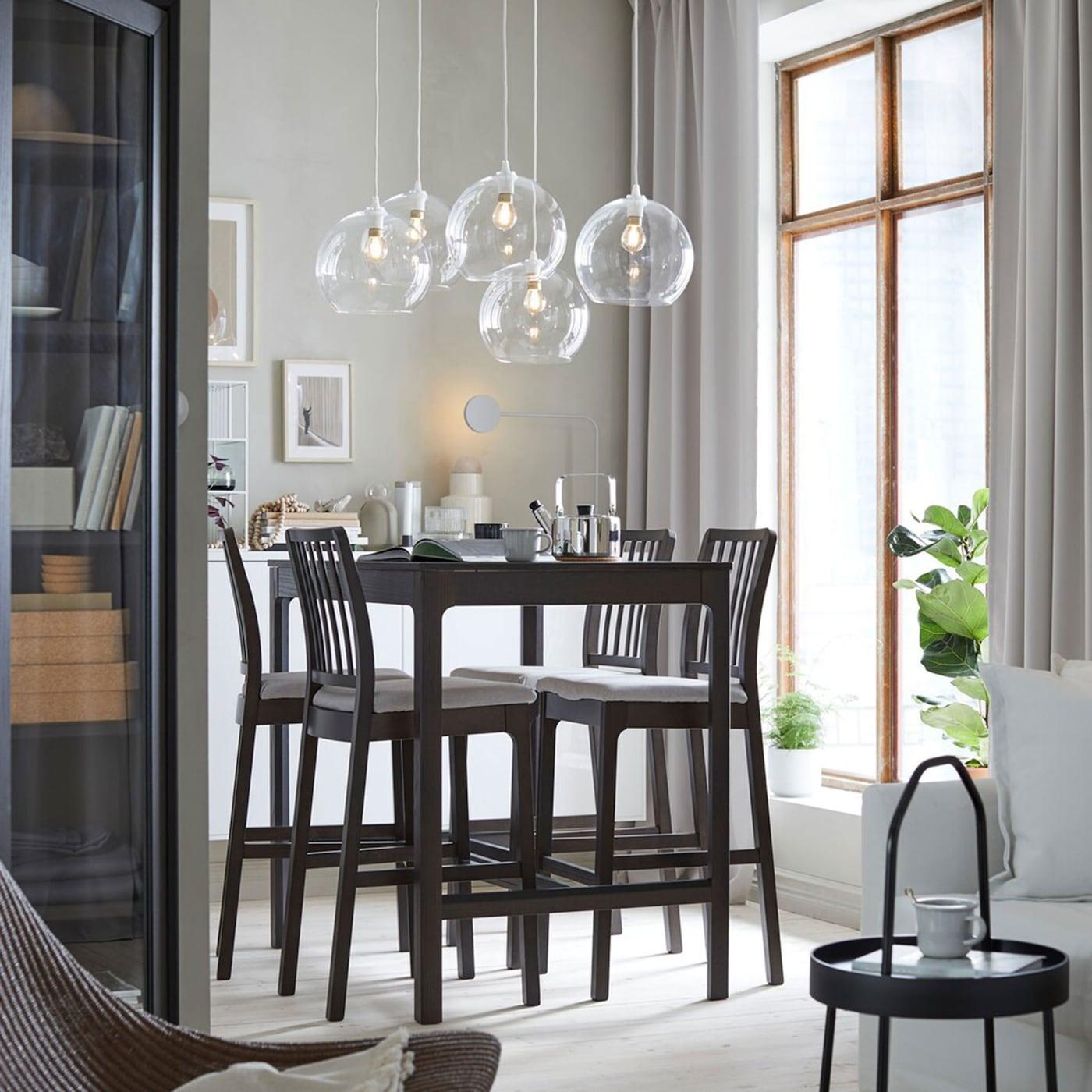 Idées Pour L'aménagement De Ta Salle À Manger - Ikea Suisse encequiconcerne Table Salle A Manger Pliante Ikea