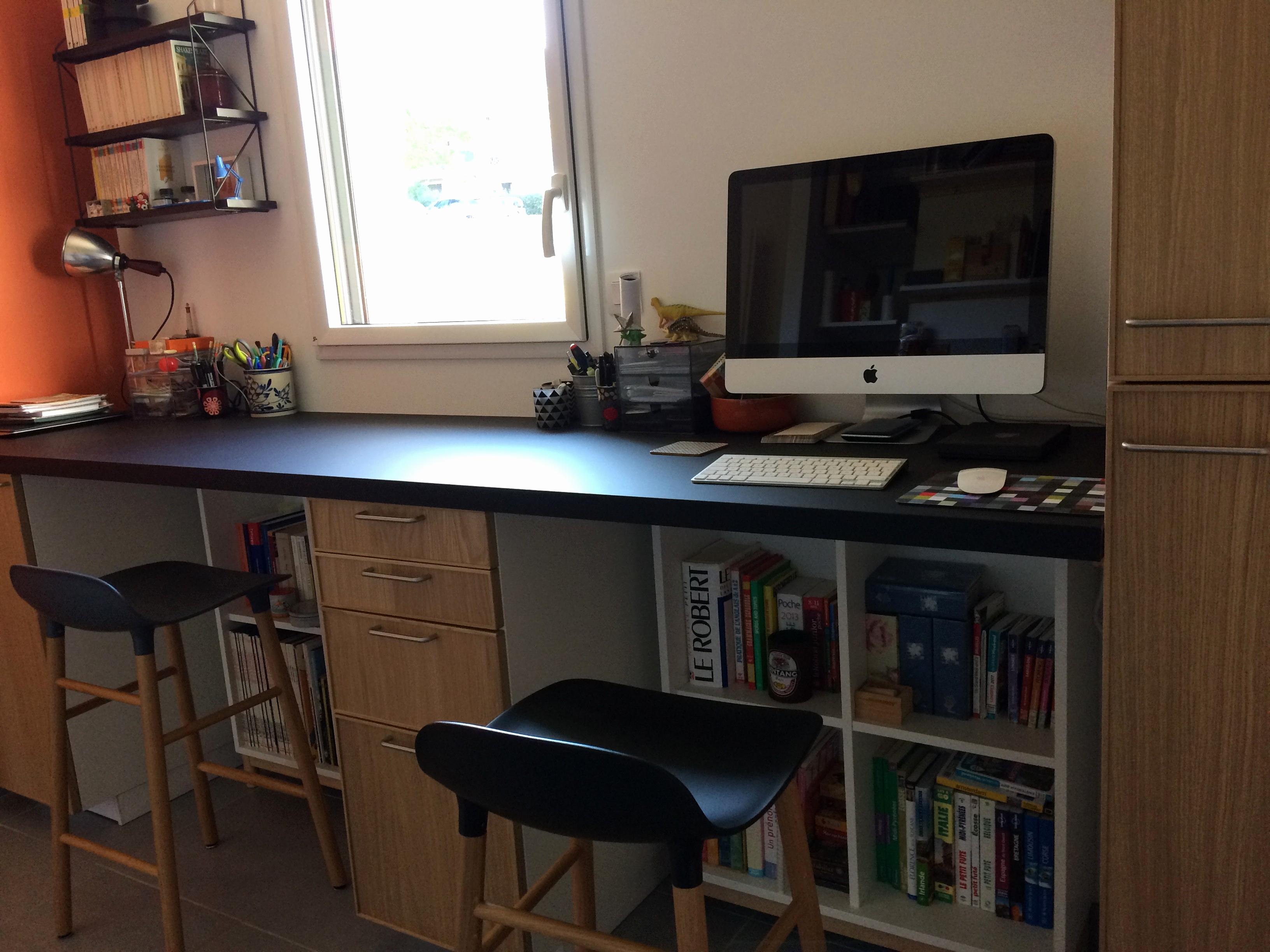 Ikea Bureau Assis Debout Beau 46 Ides Dimages De destiné Revêtement Adhésif Pour Meuble Ikea