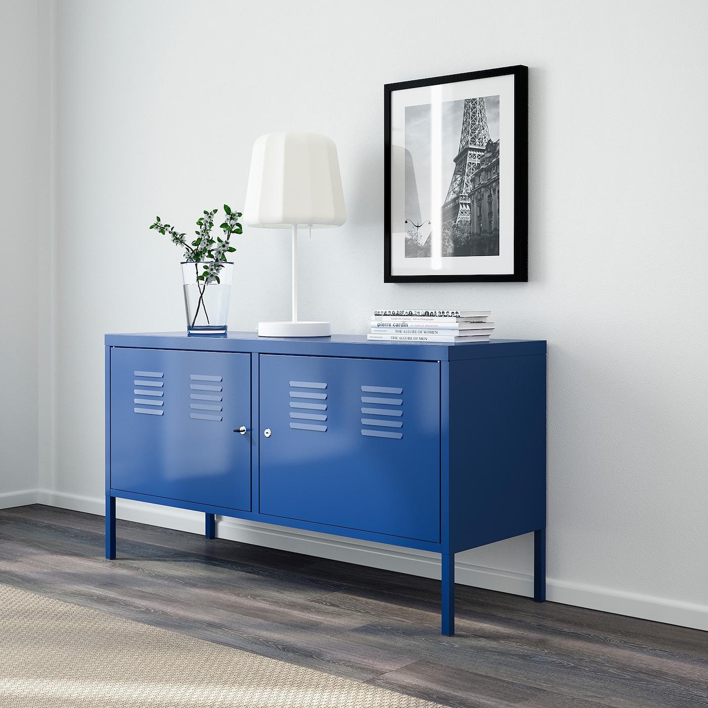 Ikea Ps Armoire Metallique Bleu 119x63 Cm Pour Meuble Tv Industriel Ikea Agencecormierdelauniere Com Agencecormierdelauniere Com