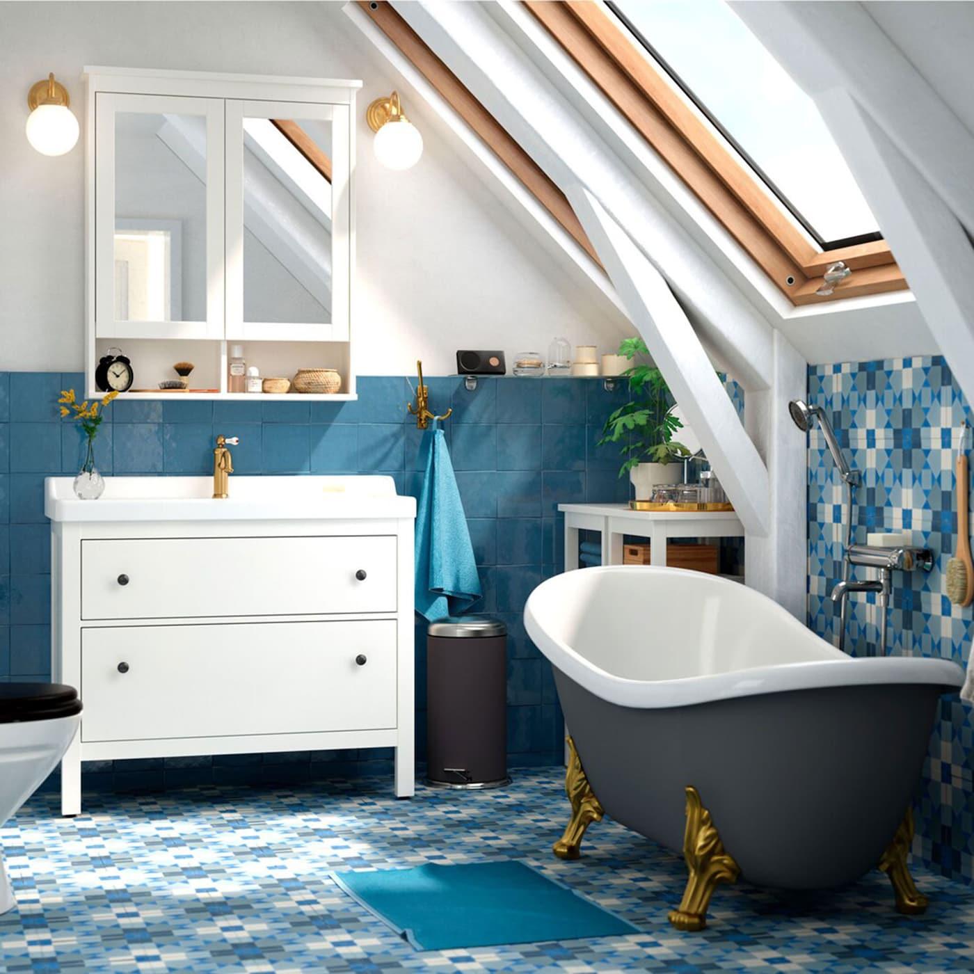 Inspiration Pour L'aménagement De Ta Salle De Bains - Ikea intérieur 3 Suisses Meuble Salle De Bain