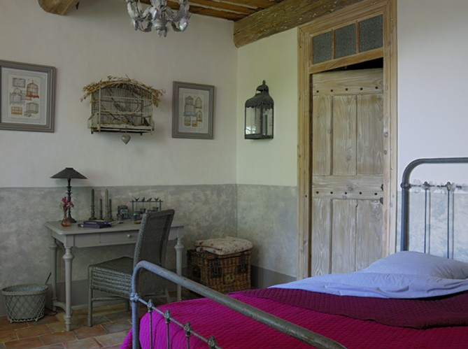 Inspiring Home Restoration In Provence, South Of France pour Chambre D Hote Périgueux