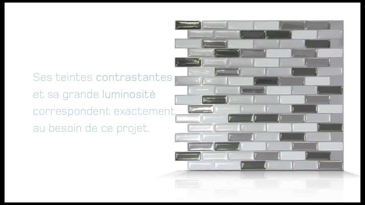 Installation De Carrelage Autocollant Pour Salle De Bain dedans Stickers Salle De Bain Castorama