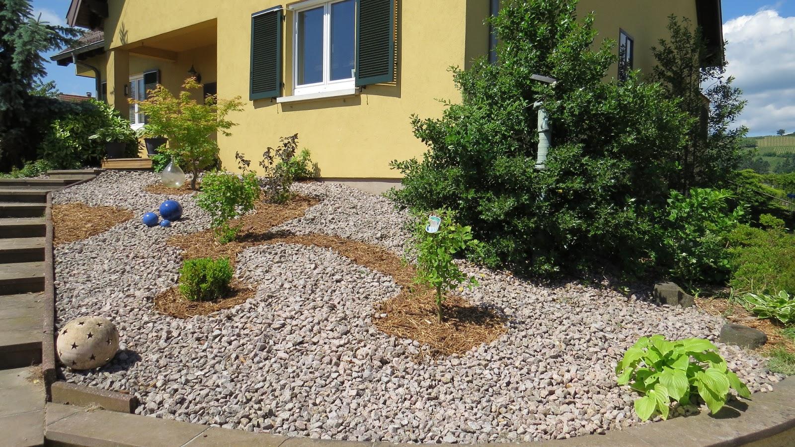 Jardin-Alsace-Vignoble serapportantà Aménagement Terrasse Devant Maison