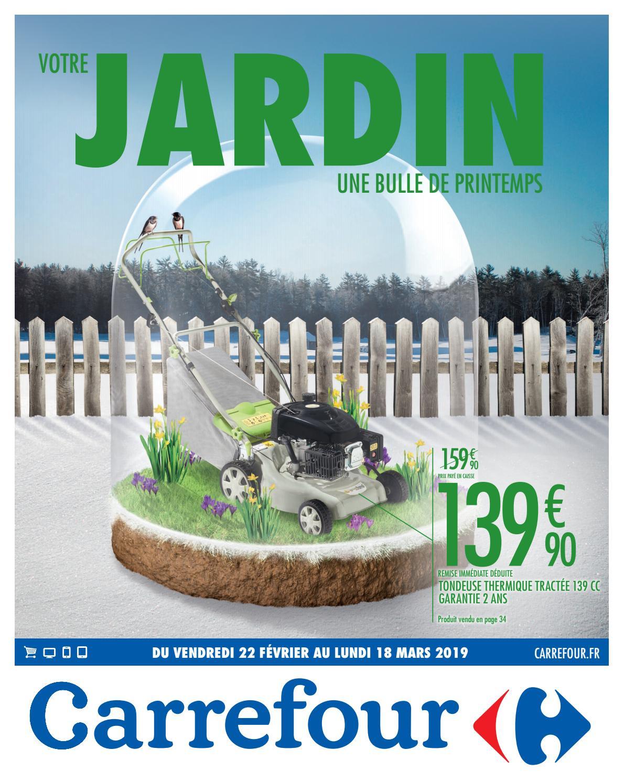 Jardin Carrefourofertas Supermercados - Issuu destiné Abri De Jardin Carrefour