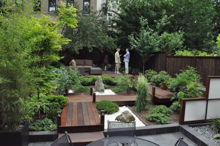 Jardin Japonais Et Déco Zen En 15 Idées D'Aménagement tout Abri De Jardin Style Japonais