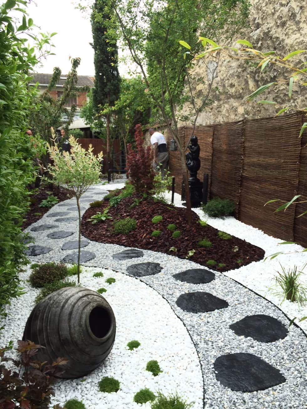 Jardin Japonais Et Zen Jardin Asiatique Par Dcpaysage intérieur Abri De Jardin Style Japonais