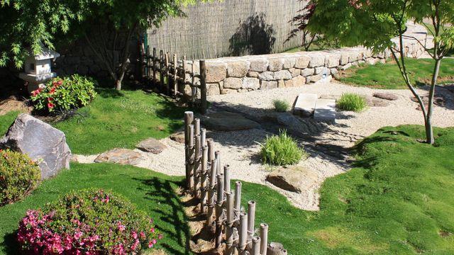 Jardin Japonais, Jardin Zen : Nos Conseils Pratiques Pour pour Comment Faire Un Jardin Zen Pas Cher