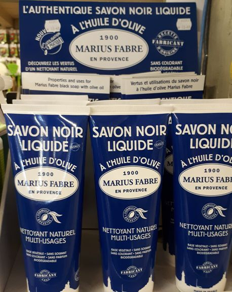 Jardin Jasmin: Savon Noir Liquide concernant Savon Noir Jardin