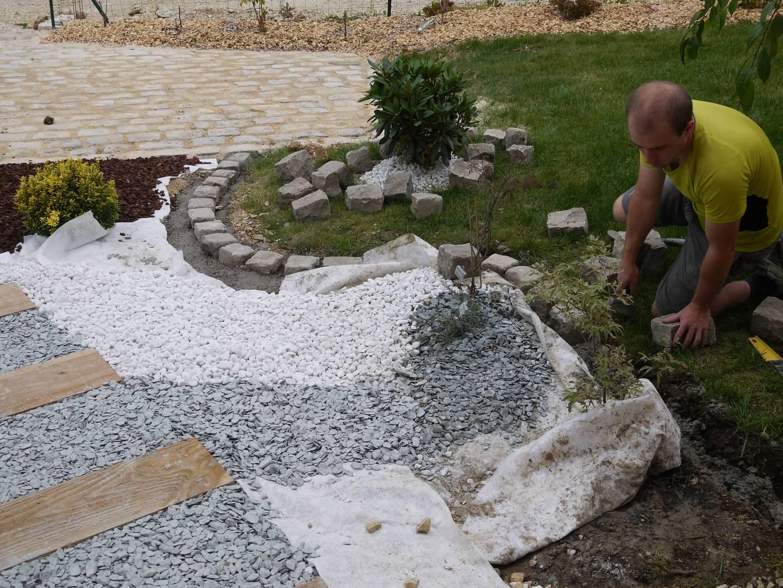 Jardin | Notre Maison Ossature Bois dedans Comment Faire Un Jardin Zen Pas Cher