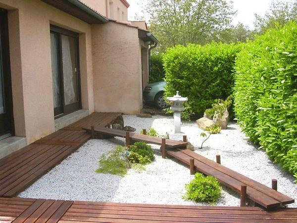 Jardin Zen | Amenagement Jardin tout Petit Jardin Zen