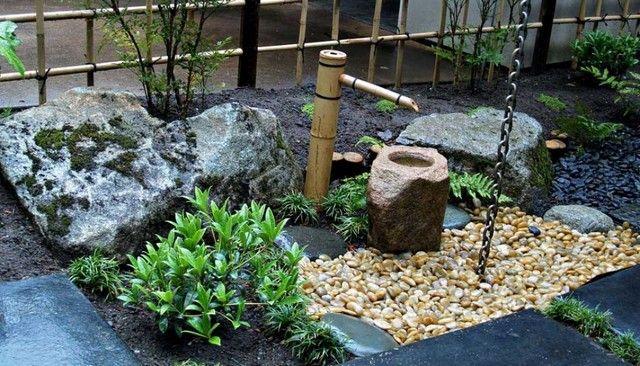 Jardin Zen Et Poursuite De L'Aventure Intérieure dedans Fontaine Jardin Japonais