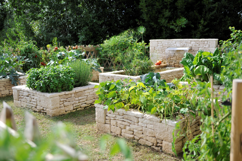 Jardins - Orsol intérieur Carré De Jardin En Bois