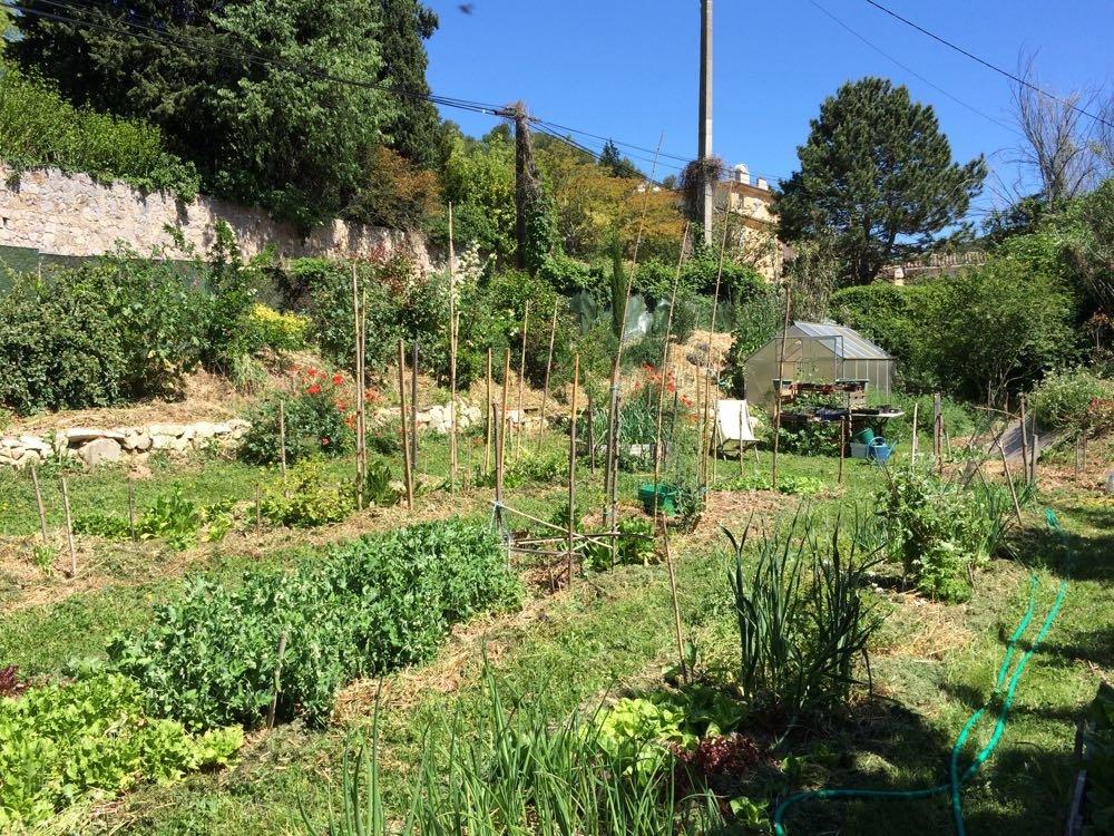 Jardins Potagers - Chambre D'Hote Aix En Provence Avec tout Chambre D Hotes Aix En Provence