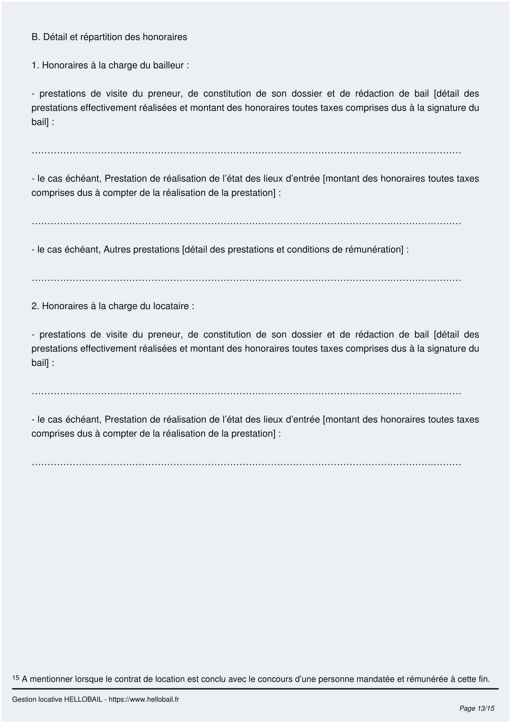 Jelouebien Contrat De Location – Gamboahinestrosa dedans Contrat De Location Meublé Gratuit