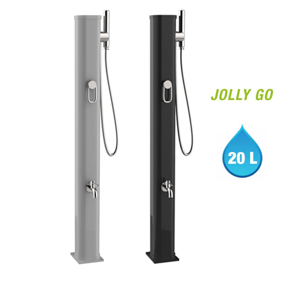 Jolly, La Douche Piscine Alu Design Par Formidra | Piscine à Douches Solaires