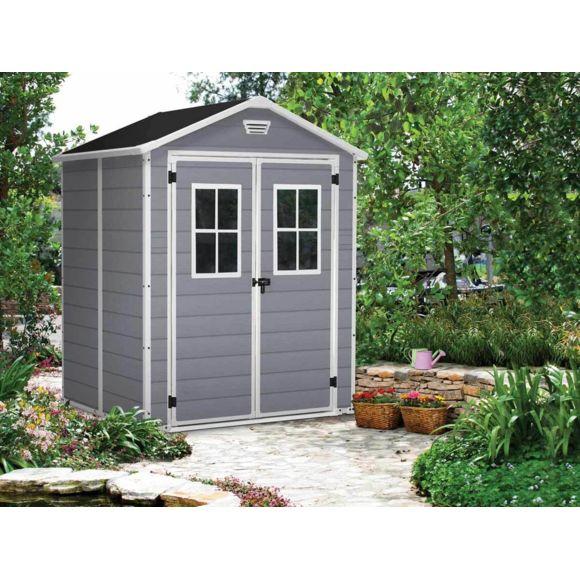Keter - Premium 65 - Abri De Jardin En Résine - 2,80M² avec Abri De Jardin Resine 5M2 Pas Cher
