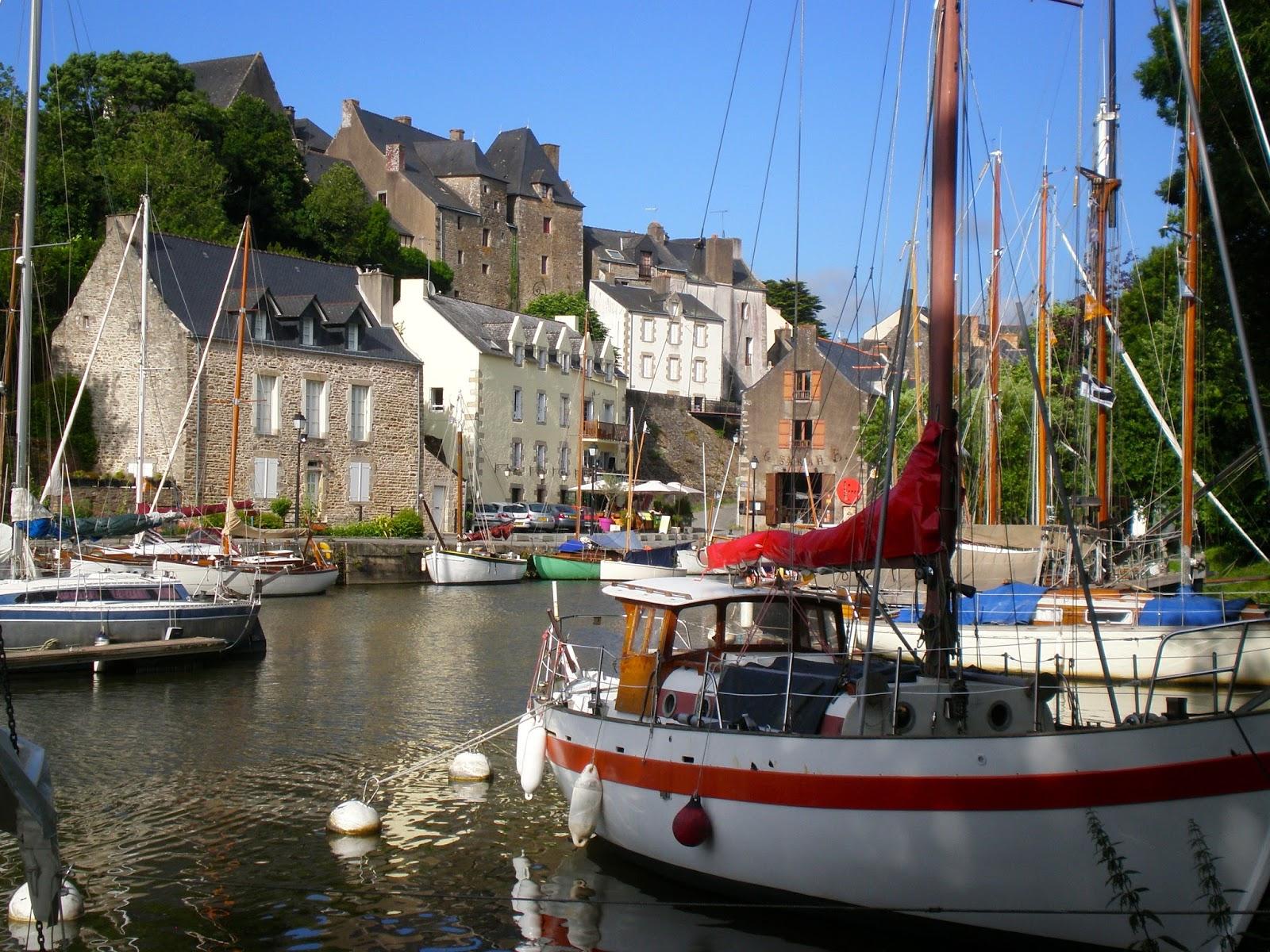 Kisti Two Travel Log: La Roche Bernard - Ile D'Yeu destiné Chambre D Hote La Roche Bernard