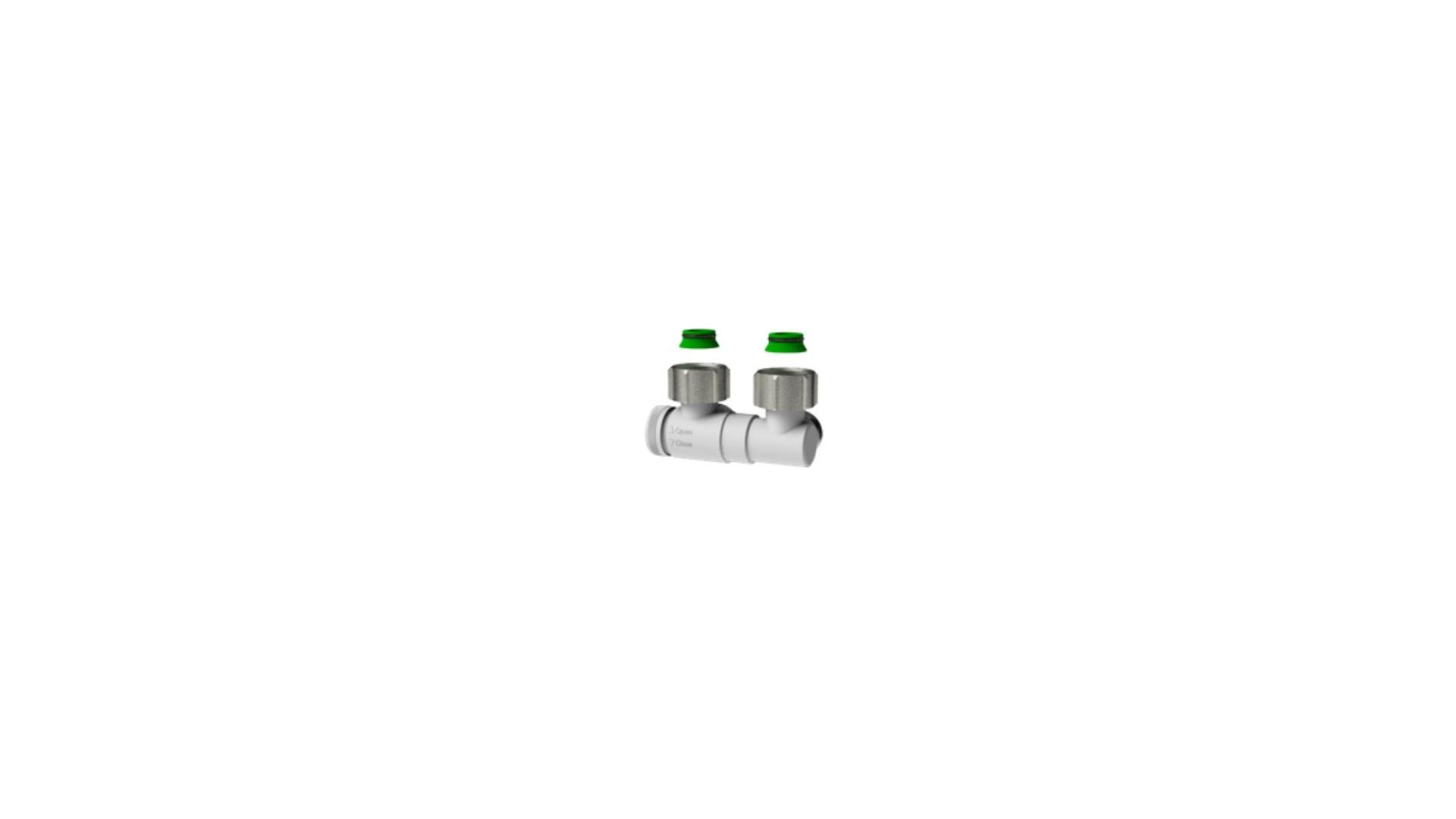 Kit De Raccordement Stelrad Coudé T2106 concernant Changer Robinet Thermostatique Sans Vidanger
