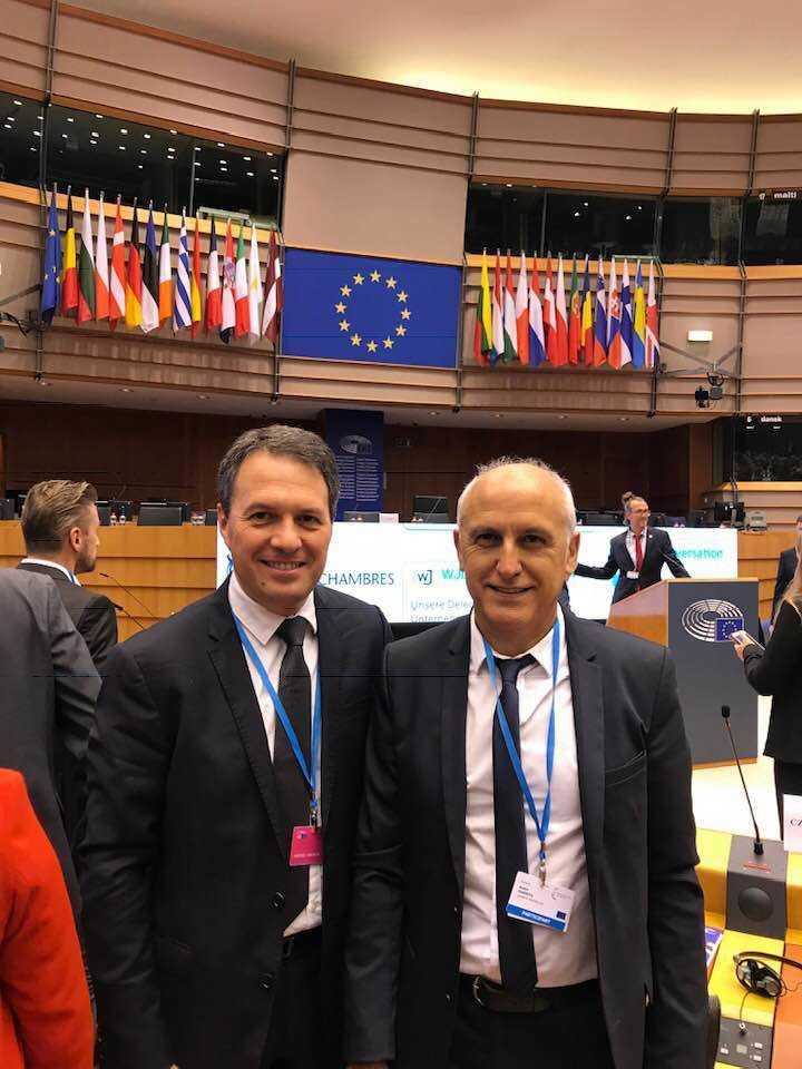 La Chambre De Commerce Bayonnaise Au Parlement Européen dedans Docteur Chambres Bayonne