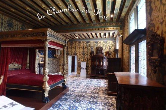 La Chambre Du Roi Henri Iii - Picture Of Chateau Royal De destiné Chambre Des Metiers Blois