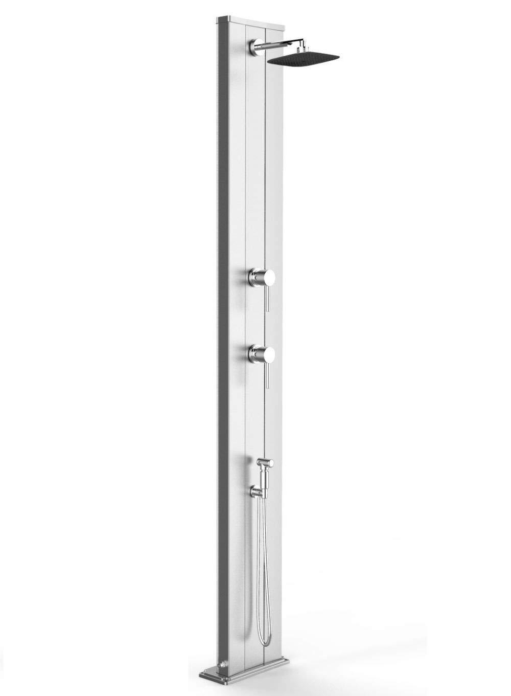 La Douche Solaire Aluminium : Meilleurs Modèles - Guide D à Douches Solaires