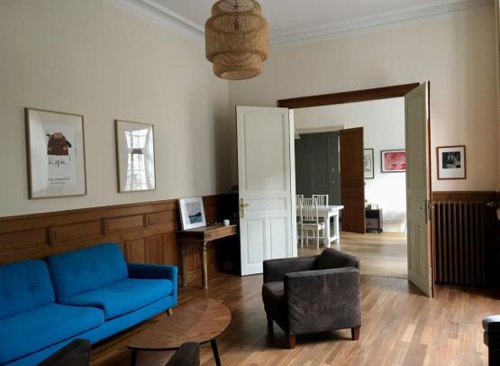 La Maison Saint-Aignan: À Saint-Aignan, Val De Loire, Une pour Chambre D Hote Saint Aignan Sur Cher