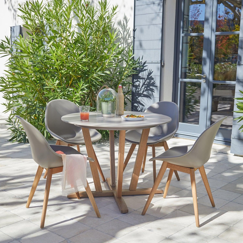 La Nouvelle Collection De Salon De Jardin 2018   Leroy Merlin serapportantà Solde Salon De Jardin Leroy Merlin