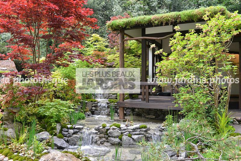 La Photothèque | Les Plus Beaux Jardins | Jardin Style concernant Abri De Jardin Style Japonais