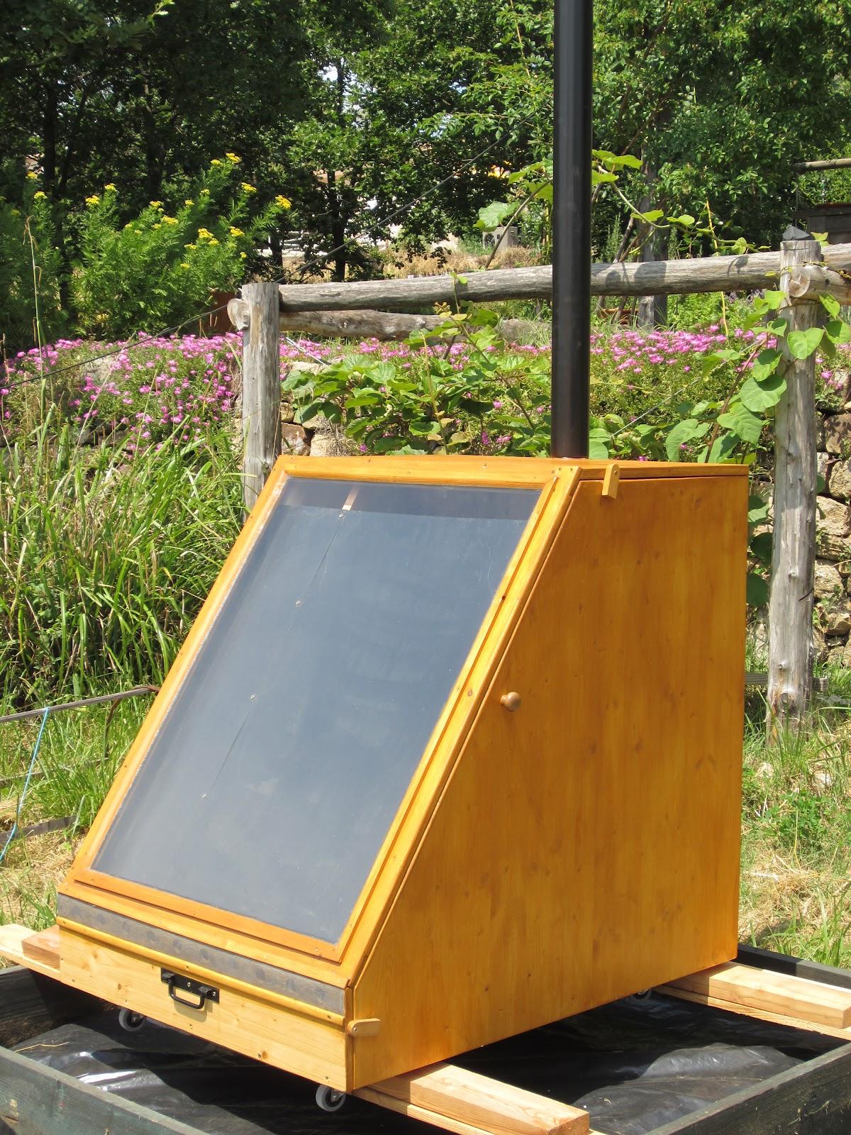 L'Atelier Des Coureurs Des Bois: Fabrication D'Un Séchoir avec Sechoir De Jardin