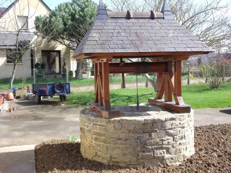 L'Avenir De L'Association , Travaux Et Patrimoine - Blog dedans Puit Decoratif Jardin